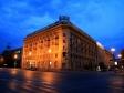 "Night Volgograd. Волгоград, ул. Мира, 14. Гостиница ""Волгоград-Интурист"""