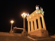 Night Volgograd. Волгоград. Центральная набережная (62-й Армии)