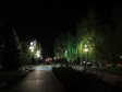 Night Volgograd. Волгоград, проспект Ленина