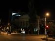 Night Volgograd. Волгоград, проспект Ленина, 4