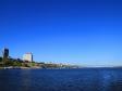 Walk across Volga