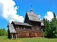 Khokhlovka, ethnographic museum. Богородицкая церковь