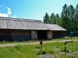 Khokhlovka, ethnographic museum. Гумно