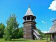 Khokhlovka, ethnographic museum. Колокольня