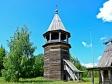 Khokhlovka, ethnographic museum