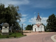 Крепостная гора. Ул. Суворова, 1а к1. Храм-памятник Святителя Николая Чудотворца.