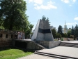 Крепостная гора. Символический ключ от города Ставрополя. Установлен в честь 200летия основания города А. Суворовым.