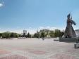 The fortress hill. Памятник красноармейцам.
