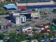 """Flying over Novokuybyshevsk. Торгово-развлекательный комплекс """"Сити Парк"""""""