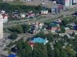 Flying over Novokuybyshevsk. Церковь во имя Серафима Саровского