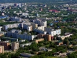 Полёт над Новокуйбышевском. Улицы Суворова , Егорова и Бочарикова.