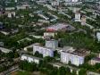 Полёт над Новокуйбышевском. Улицы Кирова и Дзержинского.