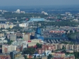 Flying over Samara