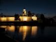 Nil Monastery. Братский корпус. Ночь.