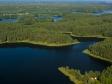 Нилова Пустынь. Озеро Селигер. Канал Копанка, искусственный канал, вырытый монахами.
