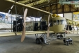 "Central museum of aircraft equipment. Бомбардировщик ""Илья Муромец""."