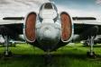 Центральный музей ВВС. Самолет-разведчик М-55.