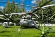 Центральный музей ВВС. Вертолет Ми-6.