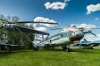 Центральный музей ВВС. Вертолет Ми-12.