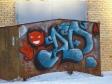 Граффити Тольятти. двор Юбилейная, 67