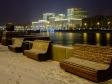 Moscow from dusk till dawn. Пушкинская набережная