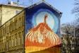 Граффити Москвы. Казарменный пер., 4 стр.1