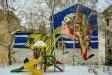 Граффити Москвы. Пушкарев пер., 22