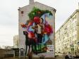 Граффити Москвы. Астраханский переулок, д.8