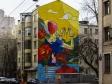 Граффити Москвы. Орликов переулок, д.6
