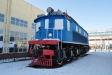 . Грузовой электровоз серии ВЛ19 заводской №035. Построен Новочеркасским электровозоремонтным заводом в 1932г. Конструктивная скорость - 85 км/ч. Вес полные тонны - 117тн. Сила тяги: часовая - 20000 кг, длительная - 17000 кг. Нагрузка на движущую ось - 19,5 тн. Диаметр движущего колеса - 1220 мм. Длина по осям автосцепки - 6390 мм. Количество тяговых двигателей - 6. Тип тягового двигателя ДП7-340А. Мощность: часовая - 2040 кВт, длительная - 1800 кВт. Высота при опущенном пантографе - 5017 мм. Осевая формула: Зо+Зо.