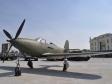Музей УГМК (Самолеты). Американский истребитель-бомбардировщик Белл P-63 «Кингкобра» (англ. Bell P-63 Kingcobra)
