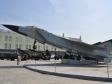 Музей УГМК (Самолеты). Двухместный сверхзвуковой всепогодный истребитель-перехватчик МИГ-31 (1980г.)