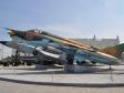 Музей УГМК (Самолеты). Советский истребитель-бомбардировщик СУ-17 (1970г.)