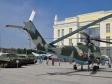Музей УГМК (Самолеты). Cоветский/Российский ударный вертолёт МИ-24 (1971г.)