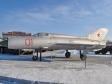 Музей УГМК (Самолеты). Советский лёгкий сверхзвуковой фронтовой истребитель третьего поколения МИГ-21 (1962г.)