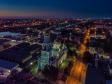 Сызрань с высоты птичьего полета. Казанский Кафедральный собор и улица Карла Маркса
