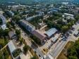 Чапаевск с высоты птичьего полета