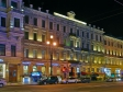 Ночной Невский проспект. Невский, 53