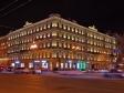 Ночной Невский проспект. Невский, 73-75