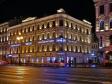 Ночной Невский проспект. Невский, 90-92 Лит А