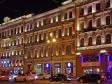 Ночной Невский проспект. Невский, 104