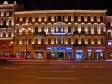 Ночной Невский проспект. Невский, 108