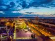 """. Площадь """"Азатлык"""" на проспекте Хасана Туфана"""