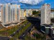 Набережные Челны с высоты. Новостройки проспекта Вахитова