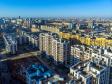 Московский район с высоты. Улица Варшавская