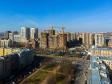 Московский район с высоты. Новостройка на Московском проспекте