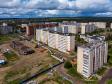 Фотографии Соликамска с высоты. Проспект Ленина в микрорайоне Клестовка