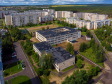 Фотографии Соликамска с высоты. Школа №7 на улице Цифриновича в микрорайоне Клестовка