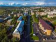 Фотографии Соликамска с высоты. Главная улица Соликамска - 20 лет Победы.