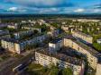 Фотографии Соликамска с высоты. Пересечение улиц Северной и Матросова в историческом районе Боровск